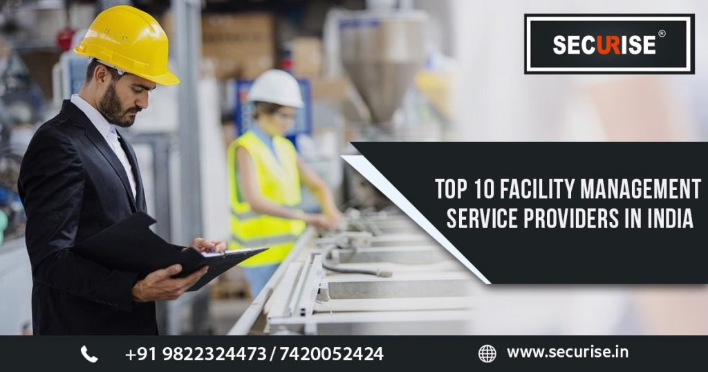 Top 10 Facility Management Service Providers in India